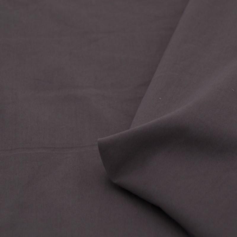 Bobine fil coton bio Noir