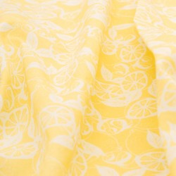 Wood Button 25 mm