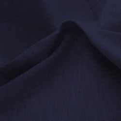 Breton stripes Menthe & Violette (1m40 panel)